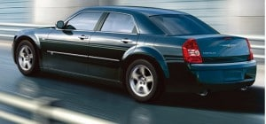 Chrysler 300c - Executive Transfers