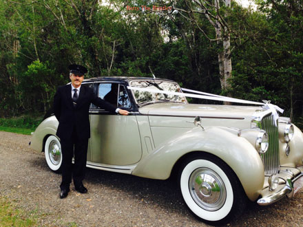 Wedding Car Driver