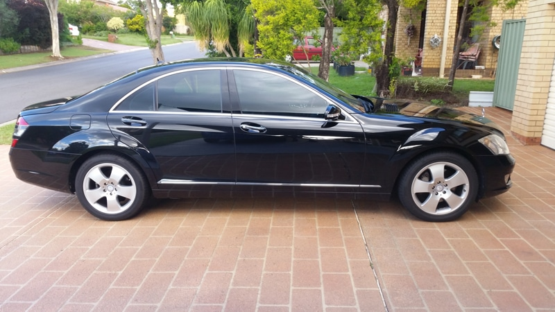 Mercedes-S-Class-Brisbane-Corporate-Transfers