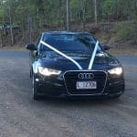 Wedding Cars Audi Black