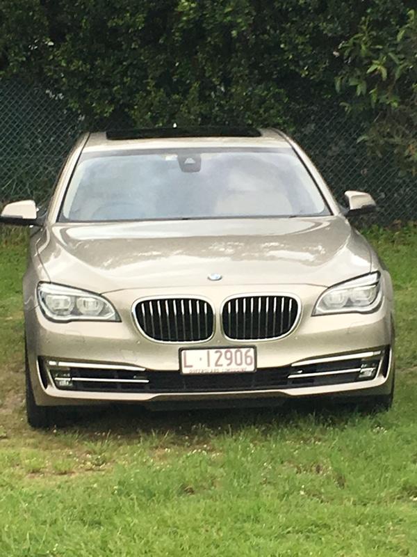 Wedding Cars BMW