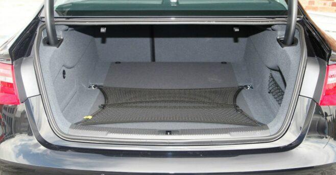 Audi A6 - Storage