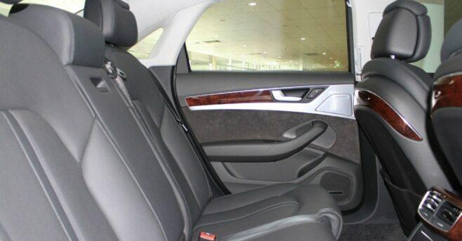 Audi A8 - Back Interior