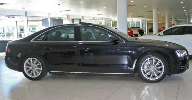 Audi A8 - Exterior