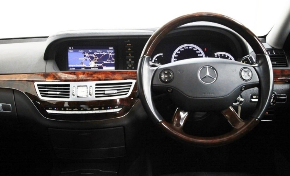 Mercedes S Class Driver Seat