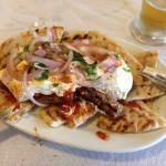 Greek Food - Photo credit Karl Baron