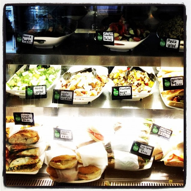 Brisbane Sandwiches - Photo credit Anne Ruthmann