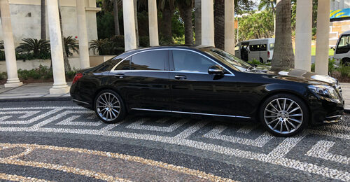 Mercedes S Class at Palazzo Versace, Gold Coast
